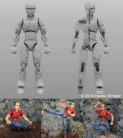 Me as 3D printed action figure joint setup by hauke3000