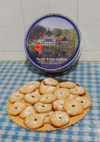 Homemade danish butter cookies by Diotima96