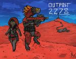 Outpost 2278 by Yoblicnep