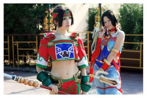 Allies - Soul Calibur III by Narga-Lifestream