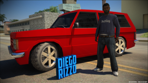 Diego-Vray by DiegoGraphics