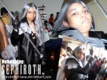 NeKosplay: Sephiroth by ShiroiNeko-sama
