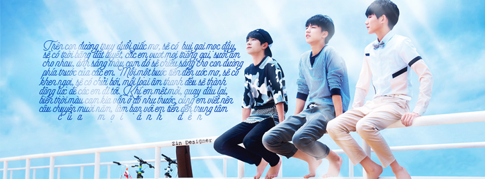 TFBOYS Quotes #13 by zinxupy