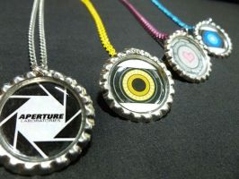 Deluxe Portal Necklaces by Monostache