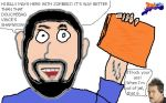 Billy Mays vs Vince Shlomi by ReturningDragon