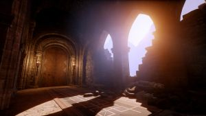 Dragon Age Inquisition | Hall to the War Room by Lootra