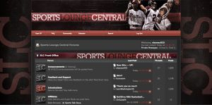 SportsLoungeCentral Skin by sha-roo