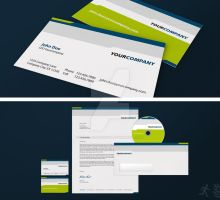 Modern Corporate Design by design-on-arrival