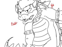 Bowser by willowilson