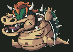 bowser by brotoad