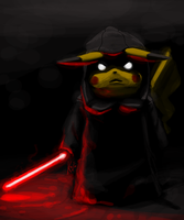 PIKA I AM YOUR FATHER by kajinman