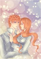 IchiHime: Your Touch by Iwonn