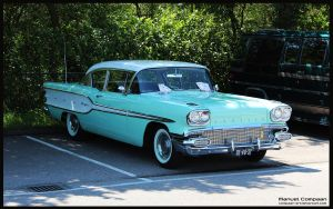 1958 Pontiac Chieftain by compaan-art