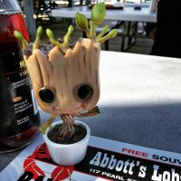 Long day for Groot now he's hungry  by Jaehms