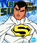 All Star Superman colored  by icemaxx1