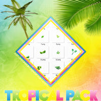 ~#Tropical Pack by outside-thenight