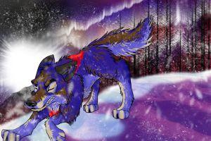 Balto- I'll find you.... by AgentWhiteHawk