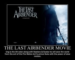 The Last Airbender Movie by irmesia
