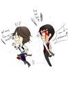 Chibi Evil Within by outlast12