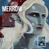 UISCE: Merrow Collector's Card by justencase
