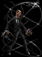 The Slender Man by Memphiston