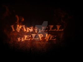 I'm in Hell by Sith4Brains