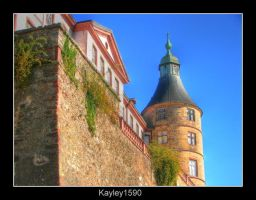Chateau de Montbeliard by Kayley1590