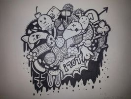 doodle #1 by 19JULIO99
