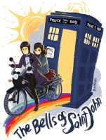 Doctor Who - Bells of Saint John by PetitPotato
