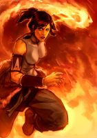 Legend of Korra by TheBoyofCheese
