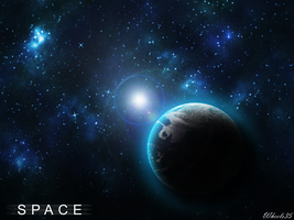 First Space by Wheels35