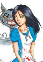 Alice Madness Returns by oOkikiOo