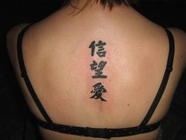 Kina by UngarTattoo