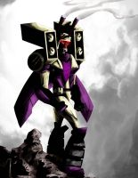 Blitzwing Victory by RadioJane