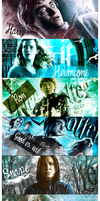 Harry Potter signatures by DefyingGravityxoox