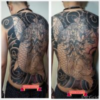 my work inprogress by tommyyu
