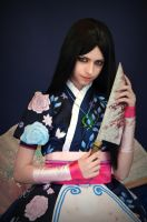 Alice madness returns silk maiden by NewmoondropCosplay