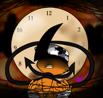 Hands Of Time Will Wring My Neck by ninjataz