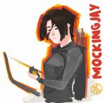 Mockingjay. by zzzKEO