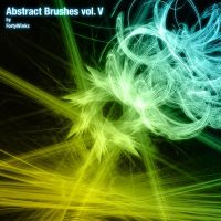 Abstract brush pack vol. 5 by forty-winks