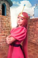 Princess Bubblegum - That's my kingdom by Rinoa-Ulti