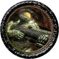 Halo Dock Icon by WarrioTOX
