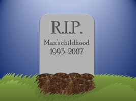 The Death of my Childhood by Maxtaro