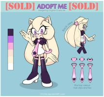Sonic Adopt. Hedgehog [CLOSED] by 13VOin
