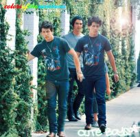 Joe and Nick Blend by colorsoftherainbows