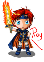Chibi Roy by Sapphire-Blossom-Mai