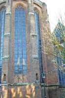 big church window by priesteres-stock