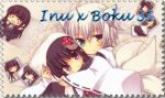Stamp Inu x Boku SS by AliceBlack19
