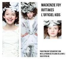 Mackenzie Foy - Outtakes L'Officiel Kids by PacksTwilight
