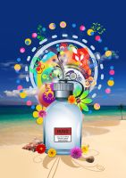 HUGO Summer Time by geory